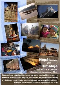 Nepál nejsou jen Himálaje_Plzeň